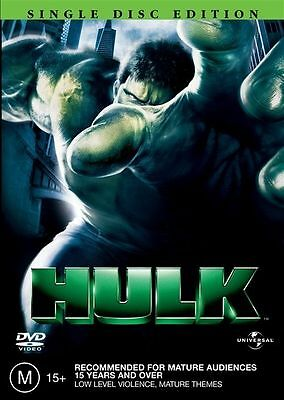 Hulk DVD Brand New Sealed 2004