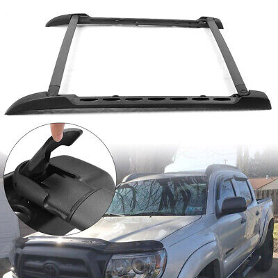 OE Style Roof Rack Side Rails Bars Fit Toyota Tacoma Double Cab 2005-2018 Car
