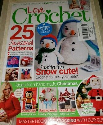 Love Of Crochet Magazine Summer 2017 Breezy Summer Projects