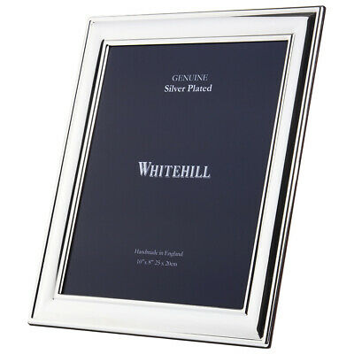 NEW Whitehill Plain Frame with Wooden Backing 20x25cm
