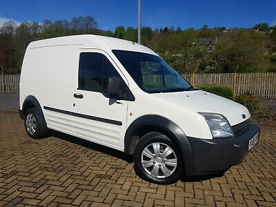 Ford Transit Connect L230D 1.8 Diesel Lwb High Roof White 2006
