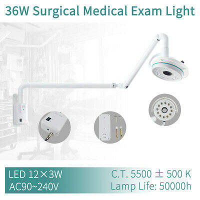 LED 36W Mobile Surgical Medical Exam Light Medical outpatient examination lamp