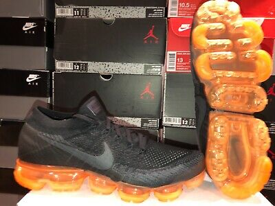 1f15edf18b9df New  Nike Air Vapormax Flyknit Sz 9.5 Anthracite anthracite-Black  ah8449-