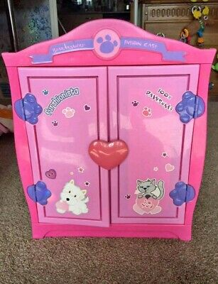 Build A Bear Wardrobe With Hangers