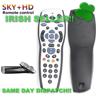 New 2019 Sky + Plus HD Remote Latest Model Revision 9 (Batteries included!!)