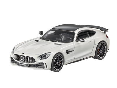 Mercedes-AMG GT Coupé C190 in magnetitschwarz metallic M1:43 PC Norev S.A