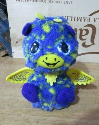Spin Master Hatchimal Surprise Draggle Griaven Purple / Yellow Hatched Dragon