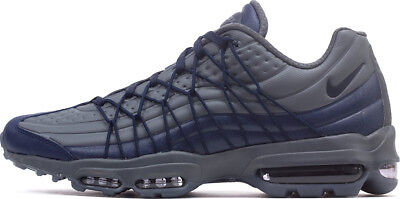 Details about NIKE AIR MAX 95 ULTRA SE OBSIDIAN BLUE GREY AO9082 403 UK 9, 10, 11