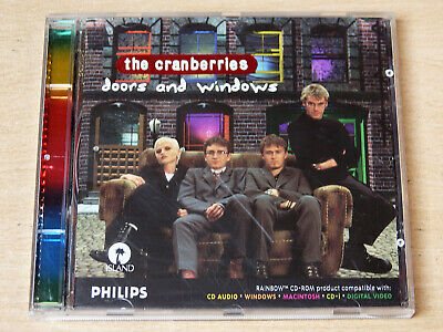 The Cranberries/Doors & Windows/1995 CD Album