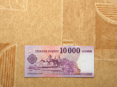 Hungary Ungarn 10000 Forint 2019 UNC NEW unused banknote money Magyar Hungarian