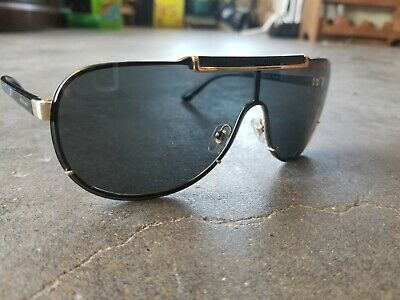 1b832c22ba AUTHENTIC VERSACE MEN Women Unisex Black Sunglasses MOD4518 Mod 4518 ...