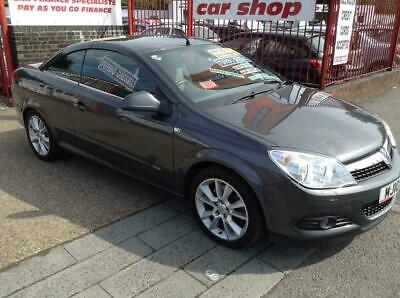 2010 Vauxhall Astra 1.9 CDTi Design Twin Top 2dr
