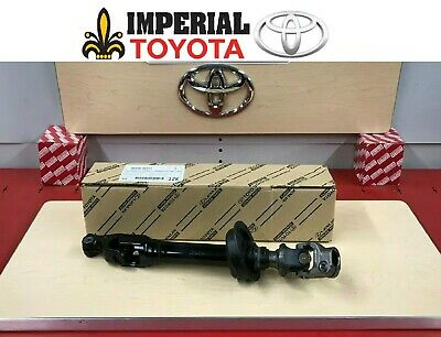 Toyota Genuine Oem 2008-2013 Highlander Intermediate Steering Shaft 4522048171