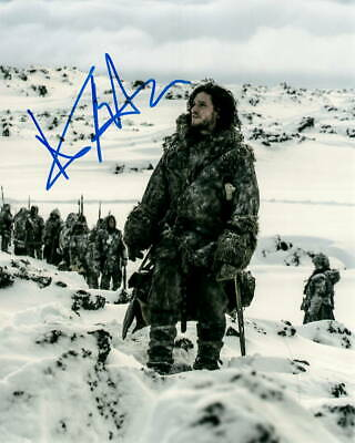 Kit Harington Game of Thrones signed autographed  8x10 photo L225