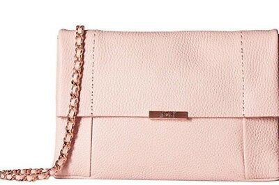 9fa2ce8a2 NWT - TED Baker - PARSON - Soft Leather Crossbody Purse - Light Pink ...