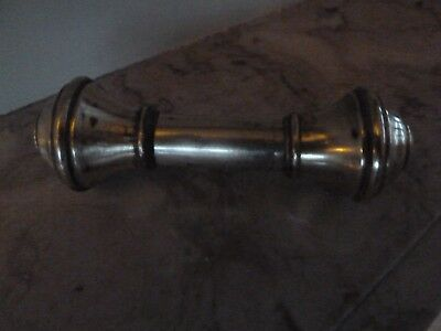 Genuine Antique Spun/Solid Brass Rod Spacer for a  Brass Bed adjustable length