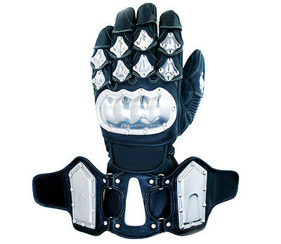 Men Motorbike Motorcycle Gloves Extra Large New