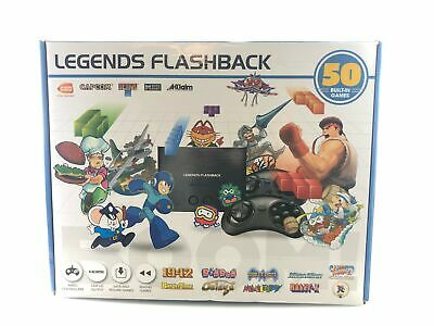 Legends Flashback BOOM! HDMI Game Console, 50 Games FB8650