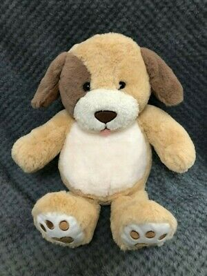 """Aroma Home Soft Cuddly Toy Dog Microwavable 10"""""""