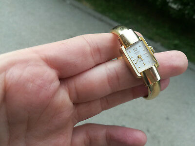 Arctos Elite, 16 jewels, gold plated 20m, rare, collectible