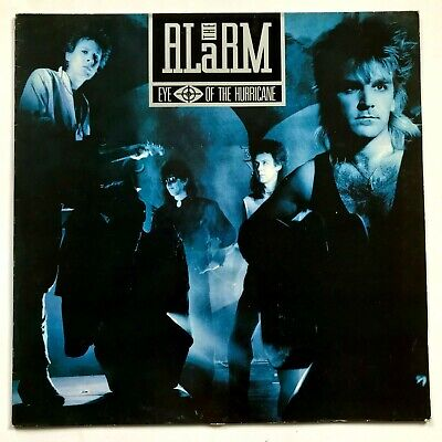 THE ALARM - Eye Of The Hurricane / 1987 Vinyl LP Album – MIRG 1023 NM/VG+