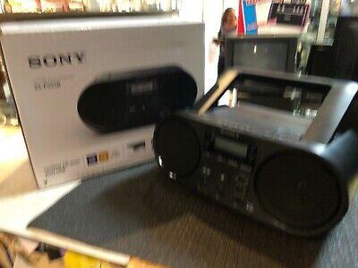 Sony (Zs-Ps55B) Personal Audio System / Fm Dab / Dab+ In Box - Aussie Stock !