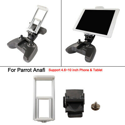 """Foldable 4.6-10"""" Monitor Smartphone Tablet Mount Holder For Parrot ANAFI Drone"""