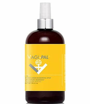 Vagi-Pal™ Super Fresh Lemon Body Odor Vaginal Spray