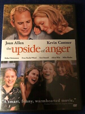 The Upside of Anger (DVD, 2005) Read Description