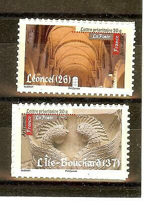 Timbre France Autoadhesif 2010 N° 456A Et 459A Neuf **