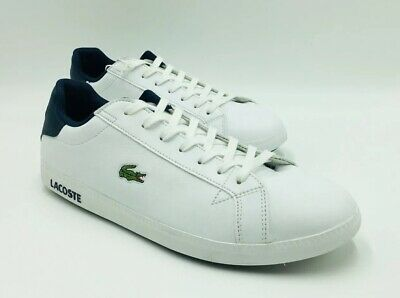 new product 333fc f6606 Lacoste E Scarpe 129168 Basse Sneakers Navy Uomo 8Nnwm0