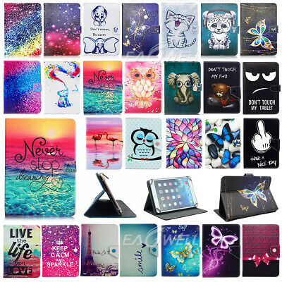 UK For Lenovo Tab E7/E8/E10/P10 10.1 Tablet Universal Leather Stand Case Cover