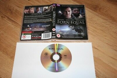 Born Equal BBC DVD with Colin Firth 2018 Region 2 UK