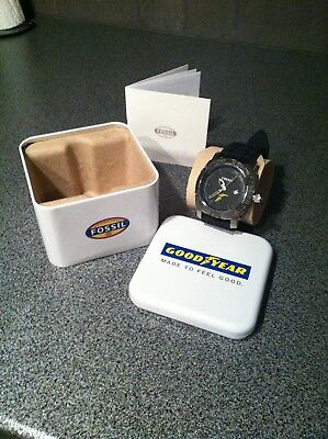 Fossil - Goodyear watch