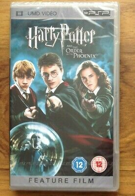 Harry Potter And The Order Of The Phoenix (UMD,PSP 2008)