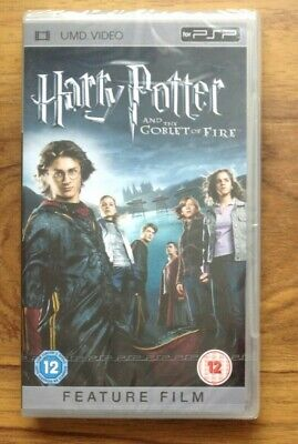 Harry Potter And The Goblet Of Fire (UMD, 2008) PSP Film/Movie .Free Postage