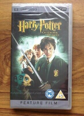 Harry Potter And The Chamber Of Secrets (UMD,PSP 2006).Free Postage