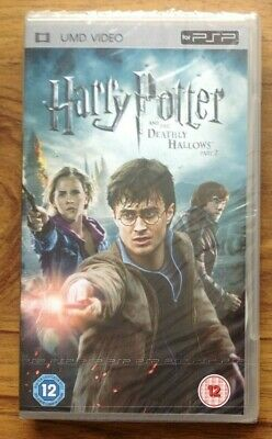 Harry Potter and the Deathly Hallows Part 2 (New and Sealed) Sony PSP UMD