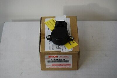 Suzuki Burgman 200 Throttle Position Sensor TPS 13580-03H00