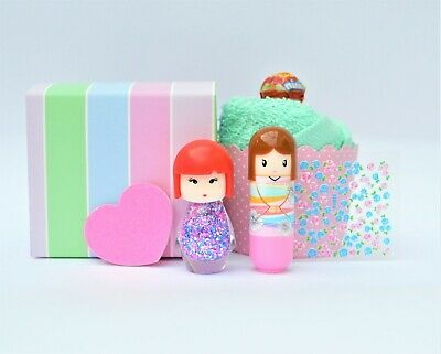 Children's / Girls Pre Filled DOLL Beauty Gift Box Pamper Party Bags Bag fillers