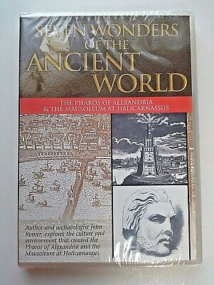 Seven Wonders of The Ancient World - The Pharos of Alexandria [DVD] NEW/SEALED