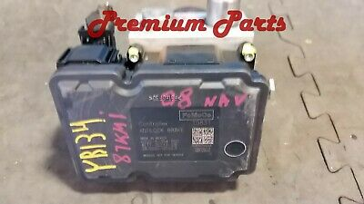LINCOLN NAVIGATOR  ABS PUMP WITH MODULE ANTI LOCK BRAKE MODULATOR VALVE OEM USED