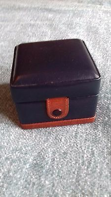 New Gents Leather Accessories Box