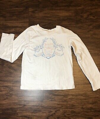 Juicy Couture Girls Kids Children Long Sleeve Size 8