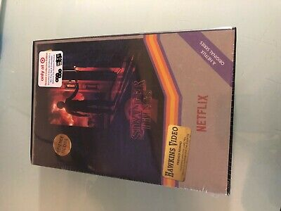 Netflix Stranger Things Season 2 4K UHD Ultra HD BR Blu Ray Collectors Edition