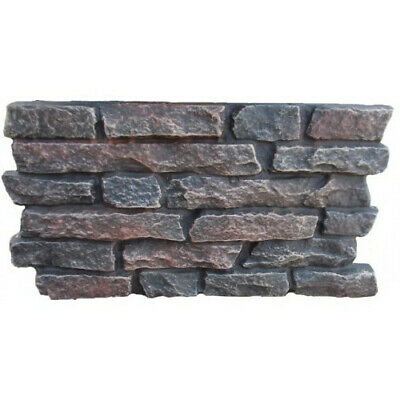 Stone Brick ABS Plastic Mould Concrete Gypsum Plaster Wall Stones Tile 3D Mold