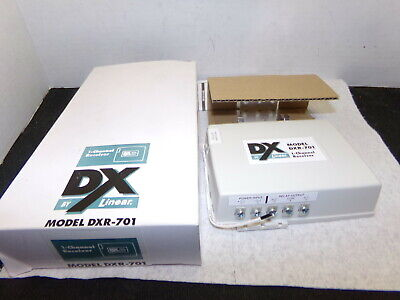 Linear DX Receiver 1 Channel Receiver SNR00148 IEI SNR00148DXR-701