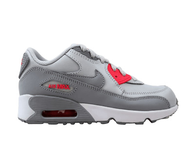 competitive price 37cc8 59ea2 Nike Air Max 90 Ltr Kids Running Walking Casual Shoes Pink  gray 833377 007  -