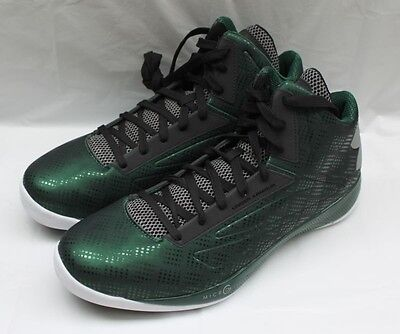 83a4ade5f0fd4 Under Armour Elite 24 Micro G Torch Basketball Shoes Size 13.5 Green