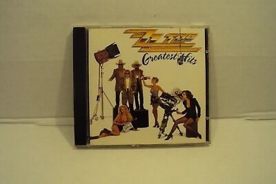 ZZ TOP exc 1992 cd GREATEST HITS